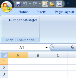 Click to view ConnectCode Number Manager 1.0 screenshot