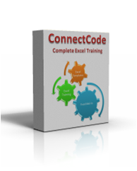 ConnectCode Free Excel Training screen shot